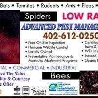 Advanced Pest Management