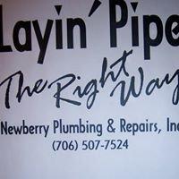 Newberry Plumbing & Repairs, Inc.