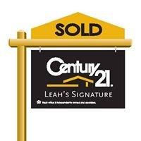 Century 21 Leah's Signature