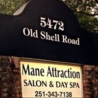 Mane Attraction Salon and Day Spa Mobile