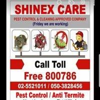Shinex Care Pest Control / Anti Termite Company