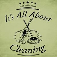 It's All About Cleaning
