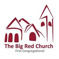 The BIG RED Church - First Congregational of Sterling, IL