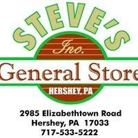 Steve's General Store Inc.