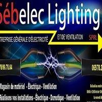 Sébelec Lighting SPRL électricité générale