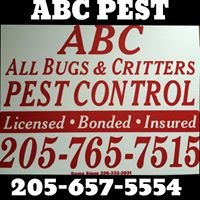 ABC All Bugs And Critters Pest control