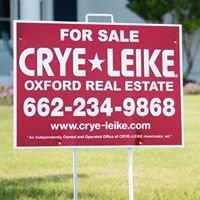 CRYE LEIKE Oxford Real Estate