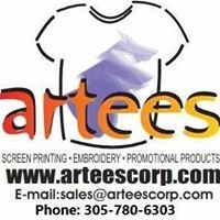Artees Custom Screen Printing and Embroidery