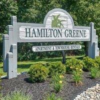 Hamilton Greene