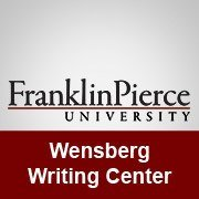 Wensberg Writing Center at Franklin Pierce University