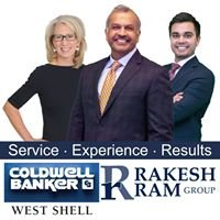 Rakesh Ram Real Estate Group at Coldwell Banker West Shell