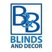B&B Blinds and Decor