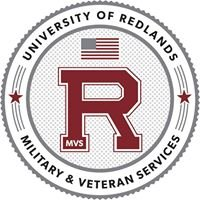University of Redlands - Military and Veteran Services