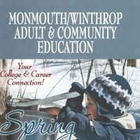Monmouth/Winthrop Adult & Community Education