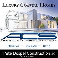 ACS, Pete Dospel Construction, LLC