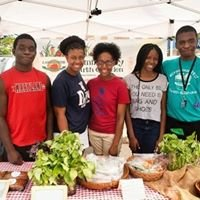 Lansdowne Farmers Market Community Youth Garden