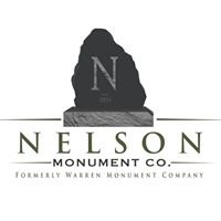 Nelson Monument Company formerly Warren Monument Company