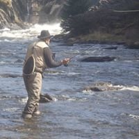 Fly Fishing in New England/Cold River Guide Service