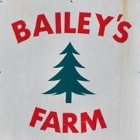 Bailey's Christmas Tree Farm