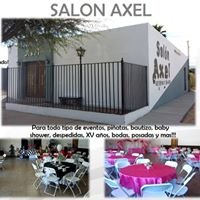 Salon de fiestas Axel