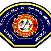 Bomberos Mexicali