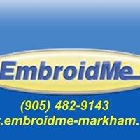 Embroidme - Markham Toronto GTA