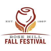 Rose Hill Fall Festival
