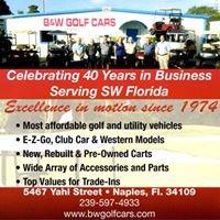 B & W Golf Cars, Inc.