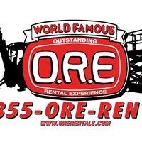 ORE Rentals