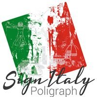 Sign Italy Poligraph