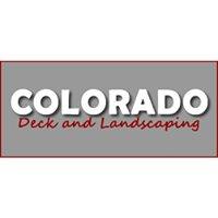 Colorado Deck & Landscape