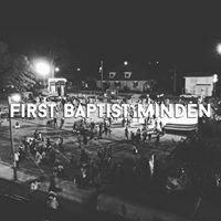First Baptist Church - Minden