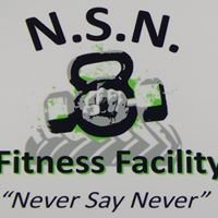 "NSN Fitness Facility ""Never Say Never"""