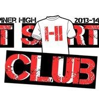 Piner High School T-Shirt Club