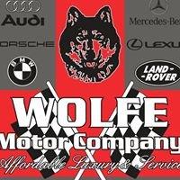 WOLFE MOTOR COMPANY