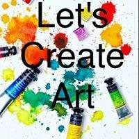 Let's Create Art - LWR