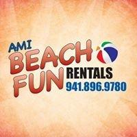 AMI BEACH FUN Rentals