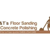 A & T's Floor Sanding and Concrete Polishing