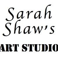 Sarah Shaw's Art Studio