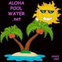 Aloha Pool Water