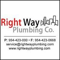 Right Way Plumbing Co.