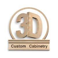 3D Custom Cabinetry
