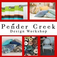 Pender Creek Design Workshop