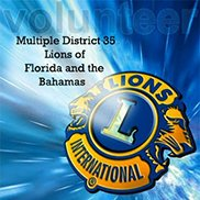 Multiple District 35, Lions of Florida and the Bahamas