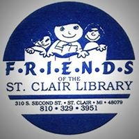 Friends of the St. Clair Library