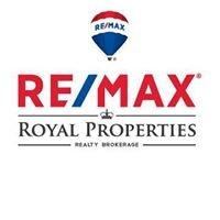 RE/MAX Royal Properties Realty Ltd., Brokerage