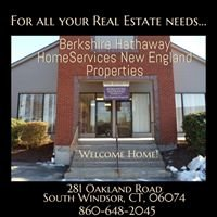 South Windsor Office Berkshire Hathaway HomeServices New England Properties