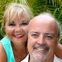 Joy and Mark Johnson, Clark Realty Corporation