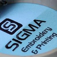 Sigma Embroidery