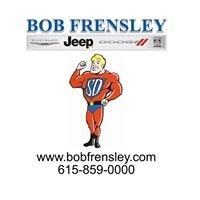 Bob Frensley Chrysler Jeep Dodge Ram Fiat